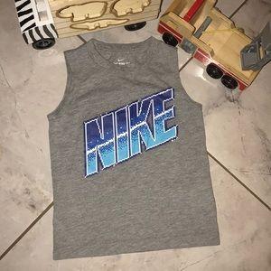 Nike Shirts & Tops - Kids Sz 5T Nike Sleeveless Dri Fit Top
